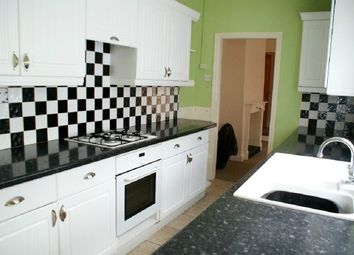 Thumbnail 2 bed terraced house to rent in Frederick Avenue, Penkhull, Stoke-On-Trent