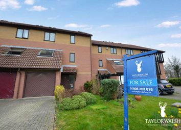 Thumbnail 4 bedroom town house for sale in Woodley Headland, Peartree Bridge, Milton Keynes