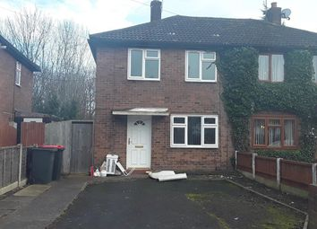 Thumbnail 2 bed semi-detached house for sale in First Avenue, Ketley Bank, Telford