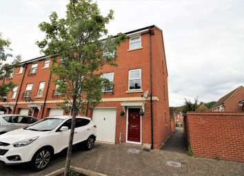 Thumbnail 4 bedroom end terrace house for sale in Melstock Road, Swindon