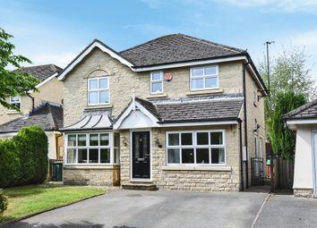 Thumbnail 4 bedroom detached house for sale in Tenterfields, Apperley Bridge, Bradford