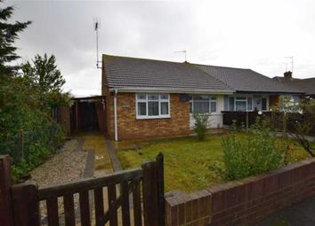 Thumbnail 2 bed semi-detached bungalow to rent in Birch Close, Canvey Island, Essex