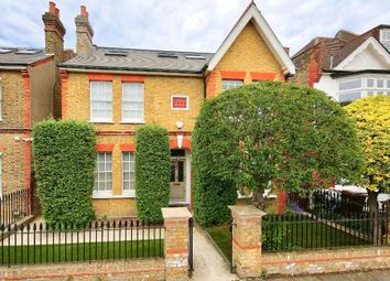 Thumbnail 5 bedroom detached house for sale in Home Park Road, Wimbledon