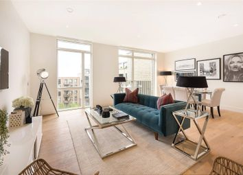 Thumbnail 2 bed flat for sale in Nautilus House, 14 West Row, North Kensington, London