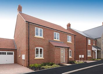 "Thumbnail 4 bed property for sale in ""The Calder"" at Cowslip Way, Charfield, Wotton-Under-Edge"