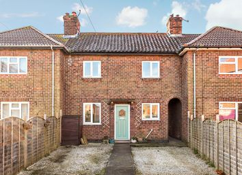 2 bed terraced house for sale in The Crescent, Kelfield, York YO19