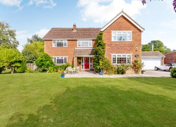 Thumbnail 4 bed detached house for sale in Fieldgate Close, Monks Gate, Horsham, West Sussex