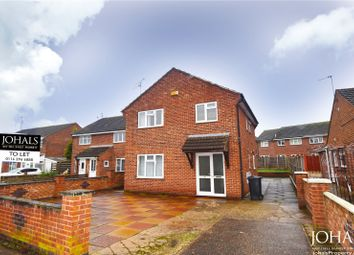 Thumbnail 4 bed detached house to rent in Nicklaus Road, Leicester, Leicestershire