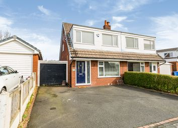 Thumbnail 3 bed semi-detached house for sale in Highways Avenue, Euxton, Chorley, Lancashire