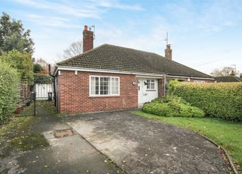 Thumbnail 2 bed semi-detached bungalow for sale in High Street, Oakley, Bedford