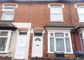 Thumbnail 3 bed terraced house to rent in George Street, Handsworth, Birmingham