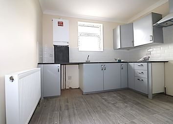 Thumbnail 4 bed flat to rent in High Street North, London