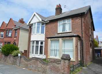 Thumbnail 3 bed semi-detached house for sale in Arlington Avenue, South Shore, Blackpool