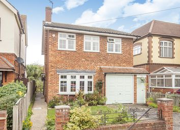 Thumbnail 4 bed detached house for sale in Walden Road, Hornchurch