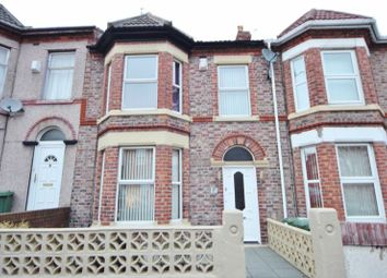 Thumbnail 3 bed terraced house for sale in Glover Street, Birkenhead, Wirral