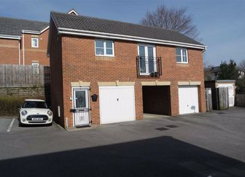 Thumbnail 1 bed flat for sale in Hill End Crescent, Upper Armley, Leeds, West Yorkhsire