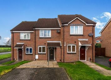 Thumbnail 2 bed terraced house for sale in Oak Tree Close, Stafford