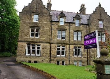 Thumbnail 3 bed flat for sale in 22 Marlborough Road, Buxton