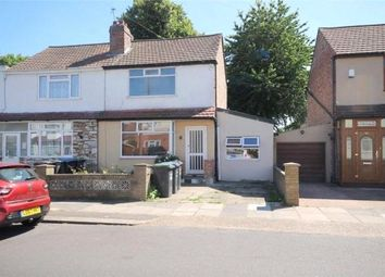 3 bed semi-detached house for sale in Woodlands Road, London N9