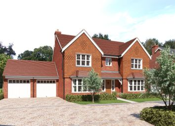 Thumbnail 5 bedroom detached house for sale in Horsham Road, Pease Pottage, Crawley