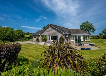 Thumbnail 4 bed equestrian property for sale in Hillhead Bungalow, Leschangie, Kemnay, Inverurie
