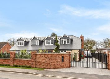 Thumbnail 6 bed detached house for sale in Reading Road, Finchampstead