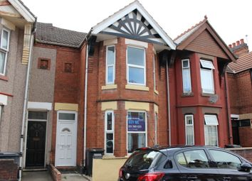 Thumbnail 4 bed terraced house for sale in Edward Street, Nuneaton