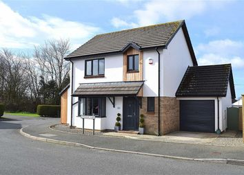 Thumbnail 3 bed detached house for sale in Kingsmere Close, Haverfordwest