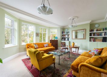 Thumbnail 4 bedroom flat for sale in Cholmley Gardens, London