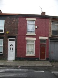 Thumbnail 2 bedroom terraced house to rent in Lind Street, Liverpool