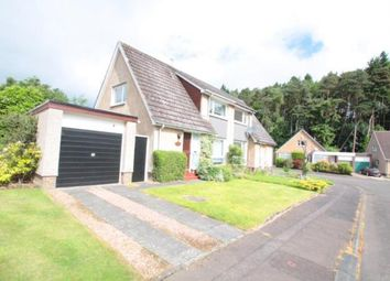 Thumbnail 2 bedroom semi-detached house for sale in Cramond Way, Glenrothes, Fife