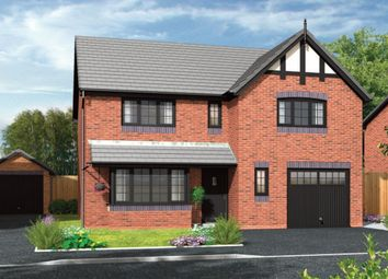Thumbnail 4 bed detached house for sale in The Shakespeare Forge Lane, Congleton