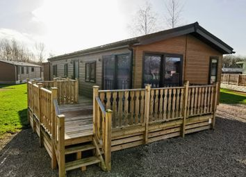 Thumbnail 2 bed lodge for sale in Borwick Lane, Carnforth
