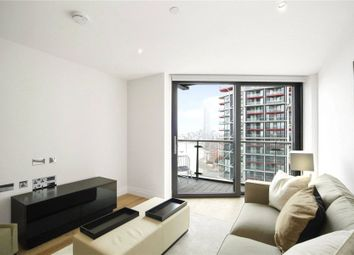 Thumbnail 2 bed flat for sale in Riverlight Quay, Nine Elms, London