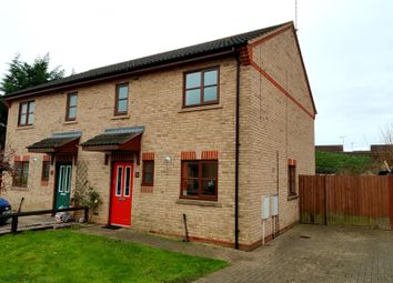 Thumbnail 3 bed property to rent in Thompson Close, Spalding