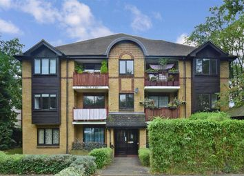 Thumbnail 2 bed flat for sale in The Downsway, Sutton, Surrey