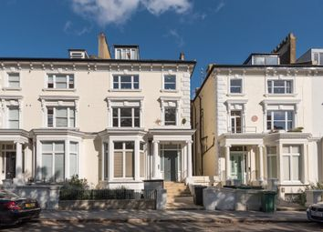 Thumbnail 3 bedroom flat for sale in Belsize Square, London