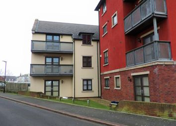 Thumbnail 2 bedroom flat for sale in Ellen Wharf, Maryport