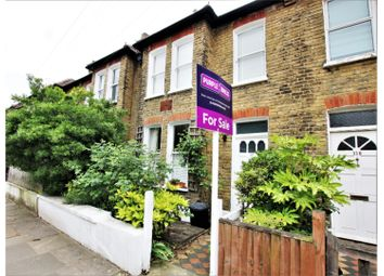 Thumbnail 2 bed terraced house for sale in Smallwood Road, Tooting