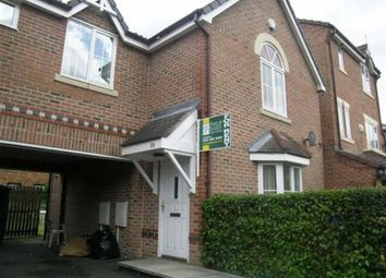Thumbnail 3 bed semi-detached house to rent in Chervil Close, Fallowfield, Manchester