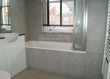 Thumbnail 2 bed flat to rent in Hampstead High Street, Hampstead