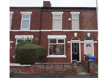 Thumbnail 3 bedroom terraced house for sale in Atherton Street, Edgeley