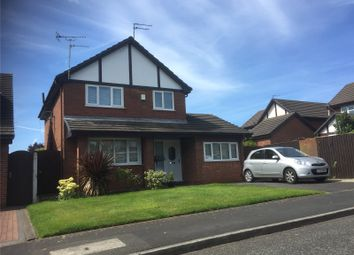 Thumbnail 4 bed detached house for sale in Silverstone Drive, Liverpool, Merseyside