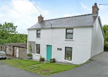 Thumbnail 4 bed detached house for sale in Pontyates, Llanelli