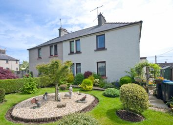 Thumbnail 2 bed flat for sale in The Mount, Duns