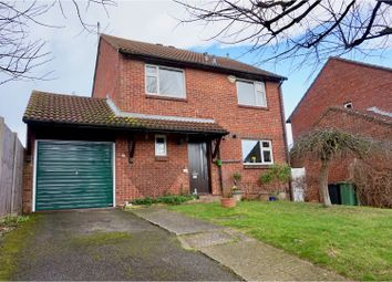 Thumbnail 4 bed detached house for sale in Van Dyck Close, Basingstoke