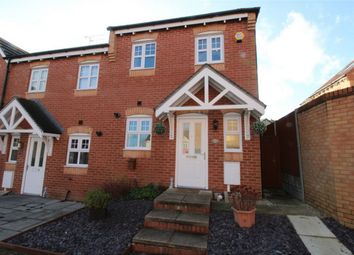 Thumbnail 2 bed end terrace house for sale in Hawthorn Mews, High Green, Sheffield, South Yorkshire