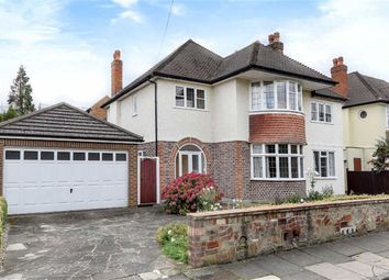 Thumbnail 5 bed detached house for sale in Kent Drive, Teddington