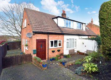 Thumbnail 3 bed semi-detached house for sale in Kent Drive, Harrogate