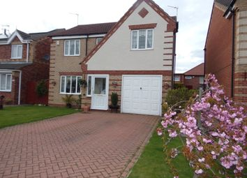 Thumbnail 4 bedroom detached house for sale in Melville Avenue, Blyth